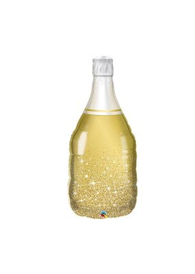 Qualatex Champagne Bottle Balloon