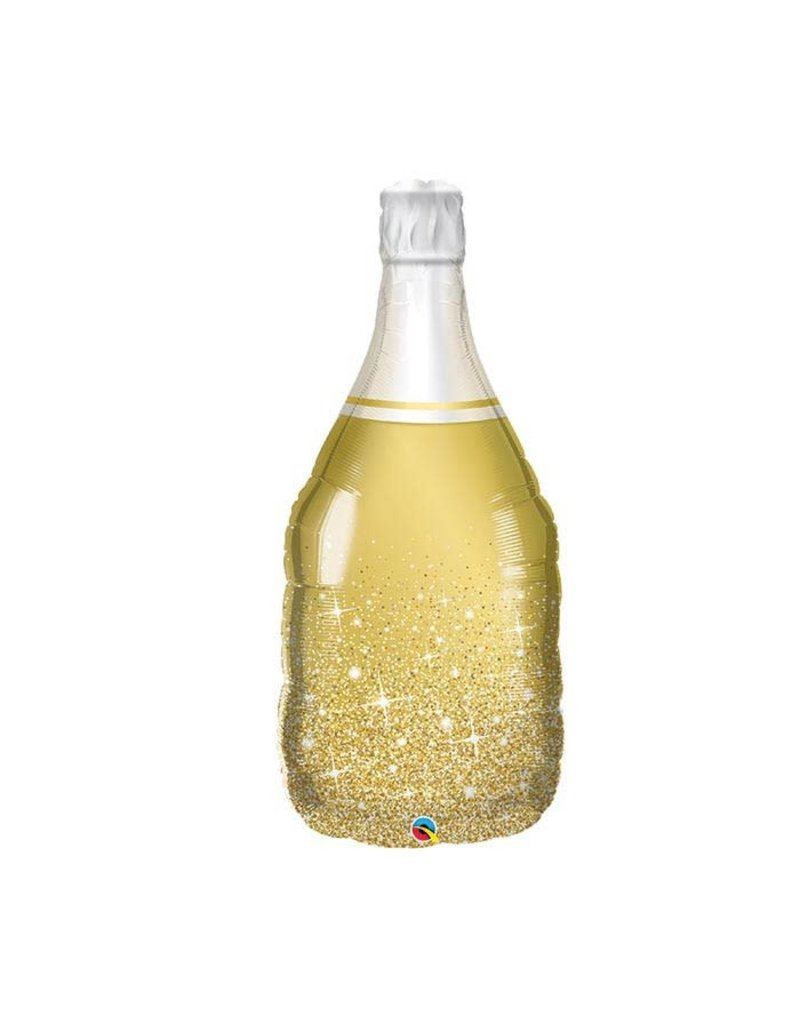 Qualatex Champagne Bottle Balloon