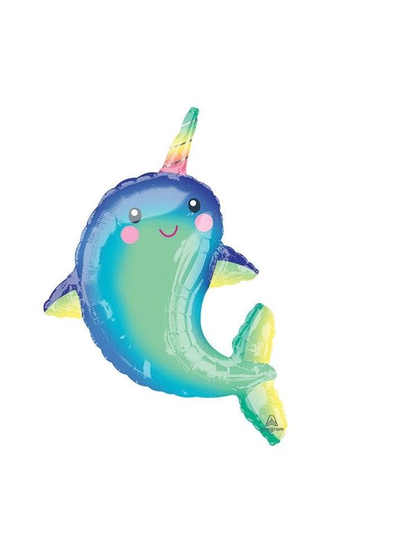 Anagram Narwhal Balloon