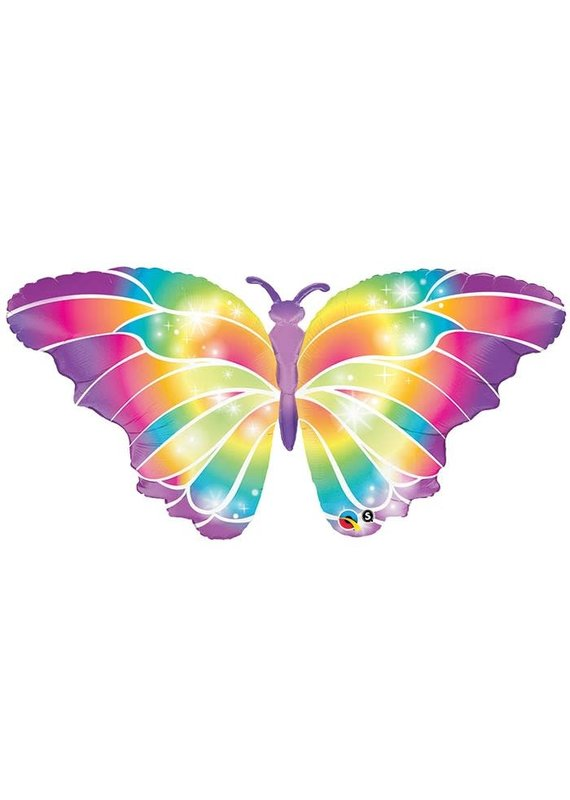 Luminous Butterfly Balloon