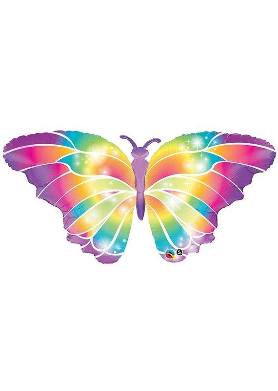 Luminous Butterfly Balloon