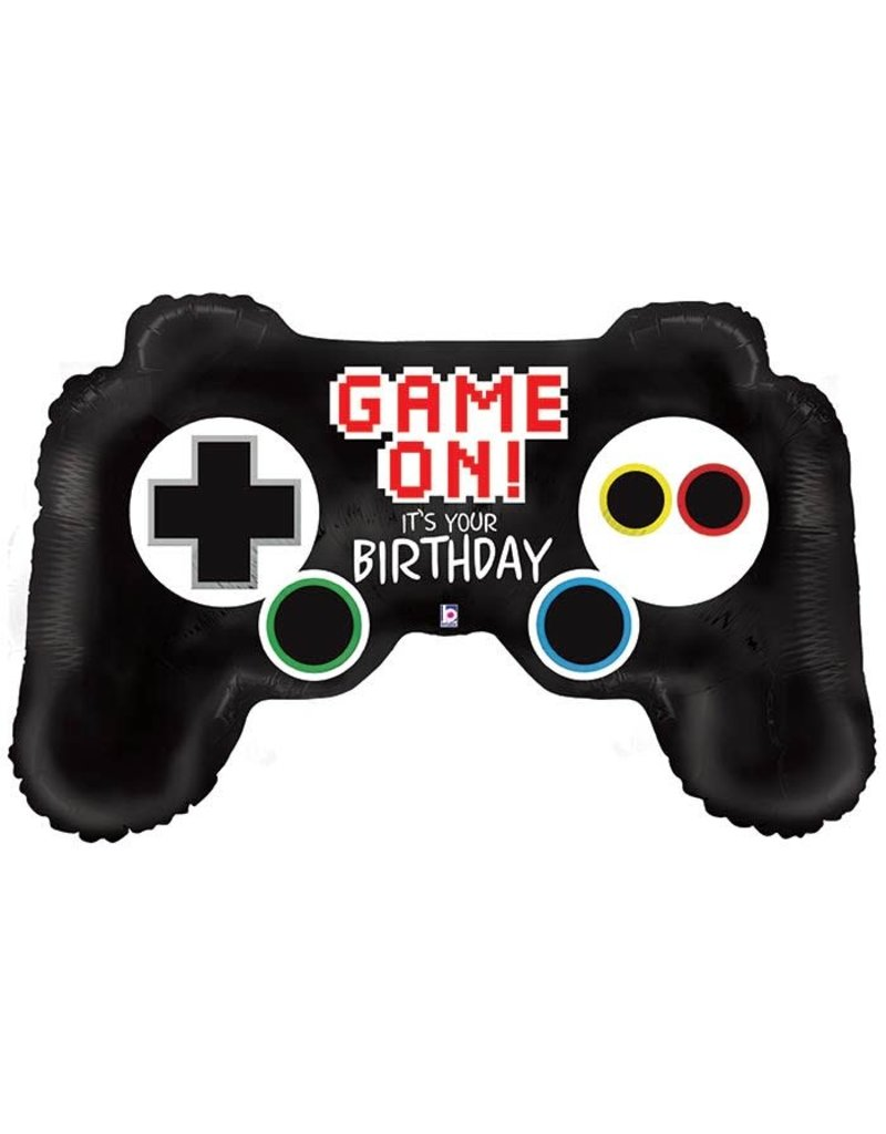 Betallic Video Game Controller Balloon