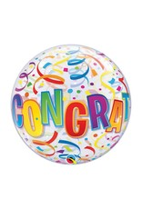 Congrats Bubble Balloon