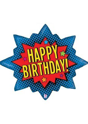 Birthday Blast Balloon