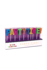 Party Partners Party Time Candle Set