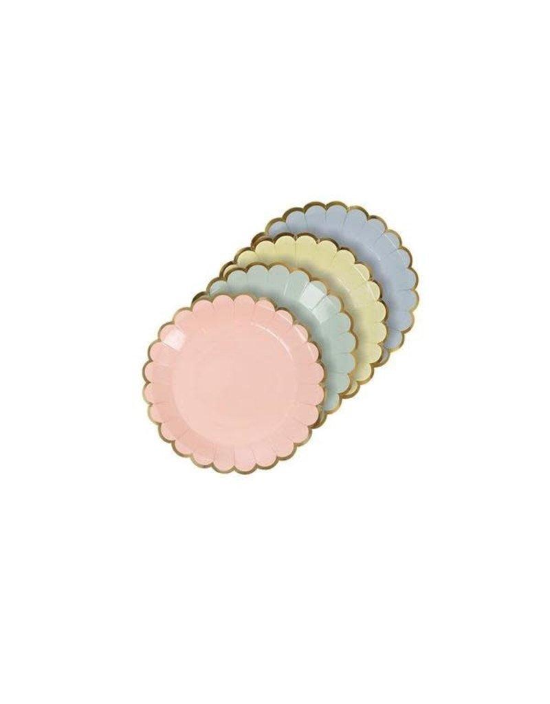 Meri Meri Pastel Canape Plates