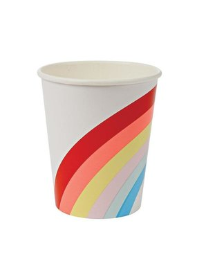 Meri Meri Rainbow party Cups