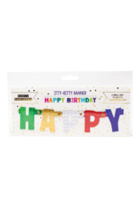 Party Partners Itty Bitty Birthday Banner
