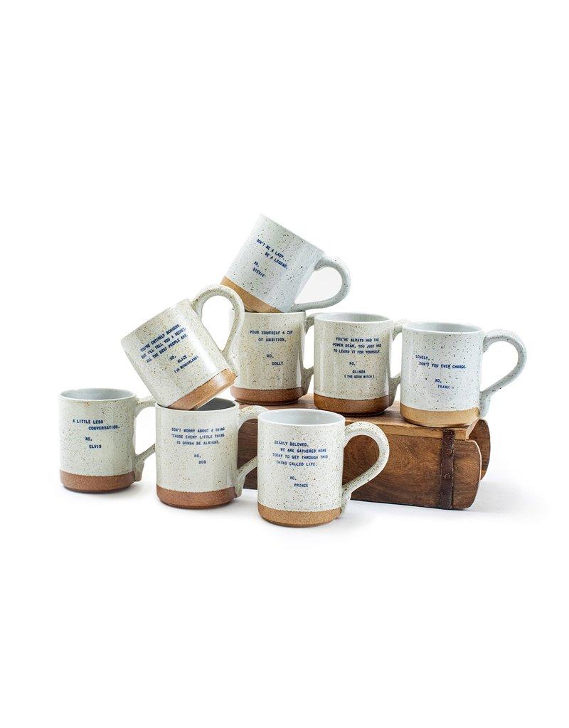 Sugarboo XO Mugs