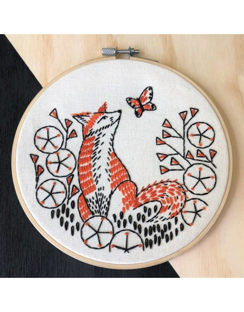 Hook Line Tinker Embroidery Kit
