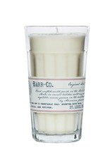 Barr Co. Milk Candle