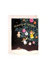 Joo Joo Paper Angel Ornaments Boxed Holiday