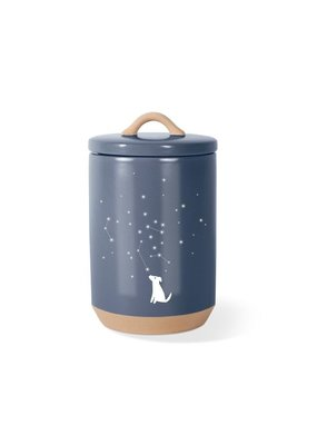 Fringe Celestial Dog Treat Jar