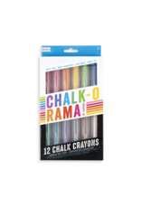 Ooly Chalk-O-Rama Dustless Chalk Sticks