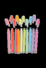 Ooly Pastel Mints Scented Flextip Highlighters