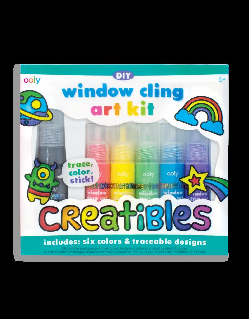 Window Cling Art