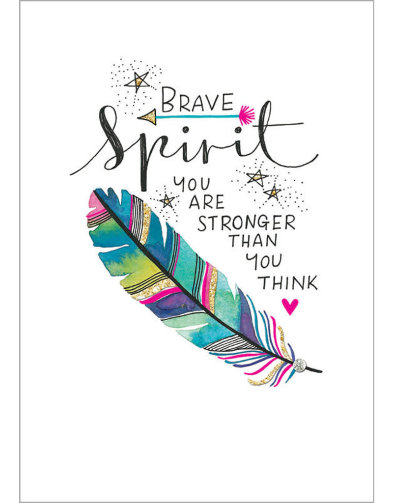 Rachel Ellen Brave Spirit