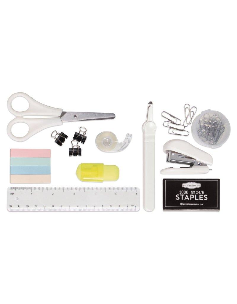 designworks Inc. Mobile Office Supply Kit