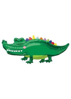Happy Gator Balloon
