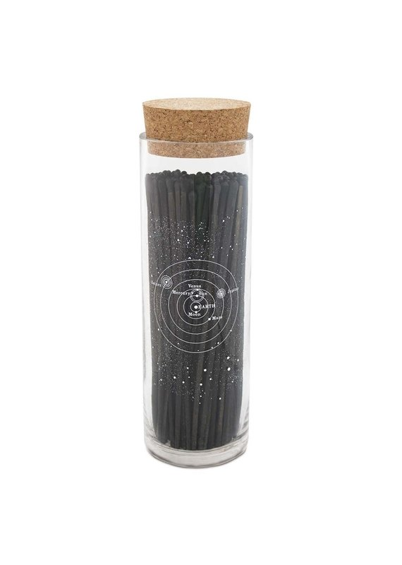 Skeem Design Astronomy Fireplace Match Bottle