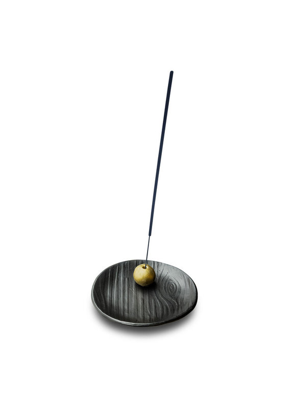 Skeem Design End Grain Incense Dish