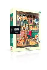 NY Puzzle Co Christmas Attic Puzzle