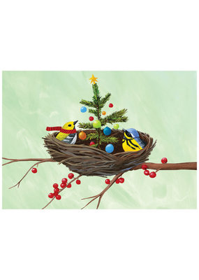 Allport Bird's Nest Holiday Box