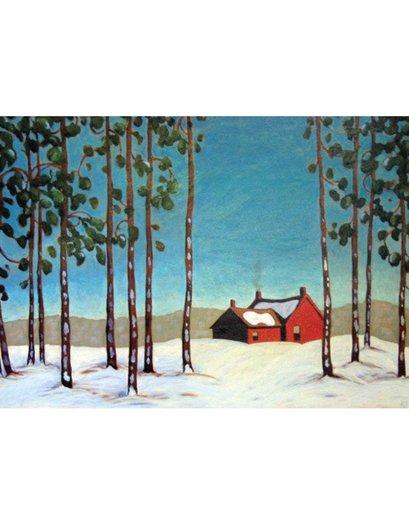 Allport Cabin in the Woods