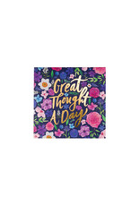Eccolo Thought a Day Notepad-Choose your Cover