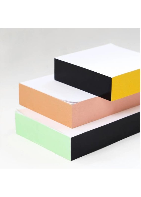 Wms. & Co. Multi Color Edged Memo Pad