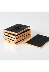 Wms. & Co. Rose Gold Edged Mini Notebook Set