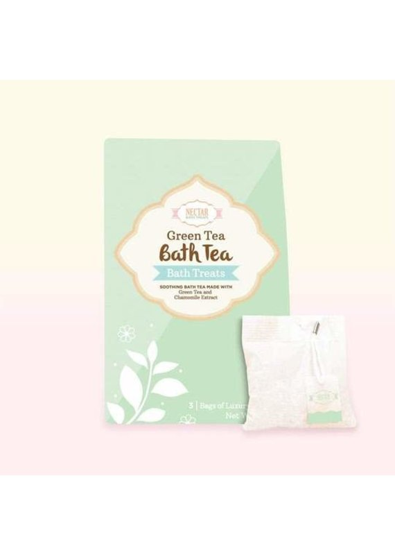 Nectar Bath Treats Herbal Bath Teas