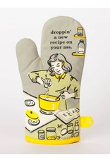 blue q Droppin' a New Recipe Oven Mitt