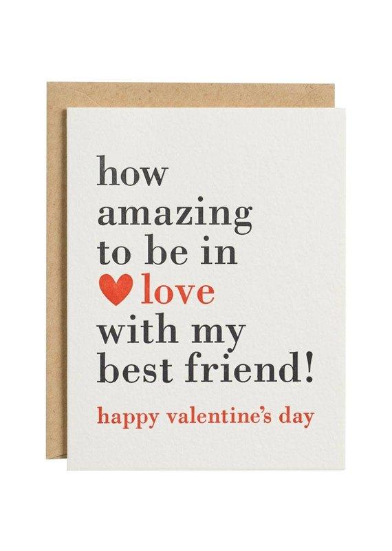 Paper Source Best Friend Valentine