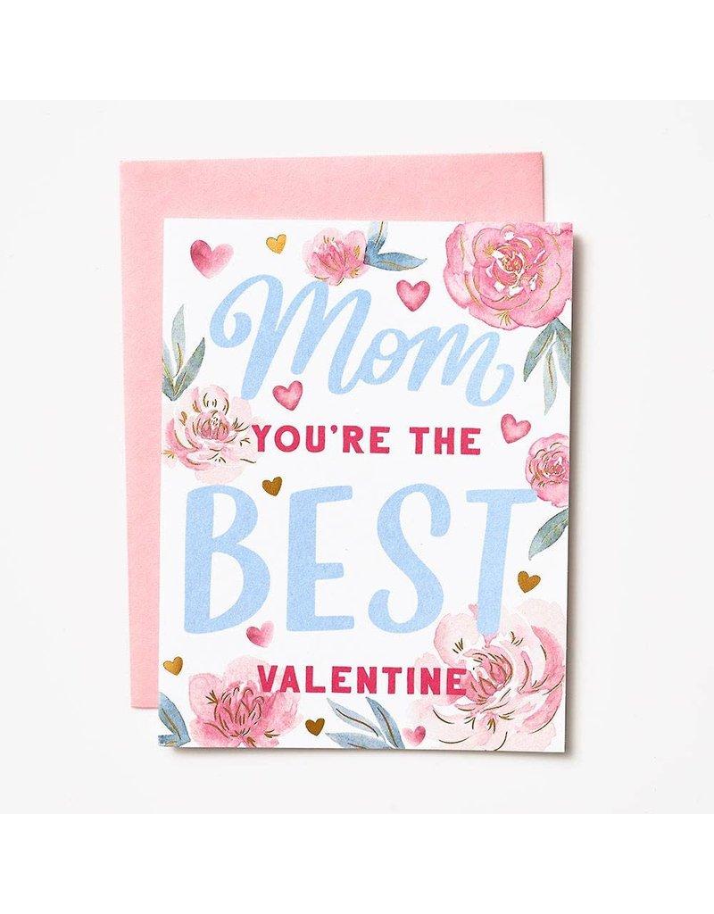 Paper Source Best Mom Valentine