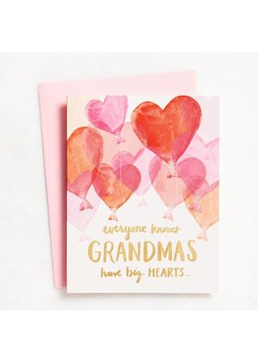 Paper Source Grandma Big Heart