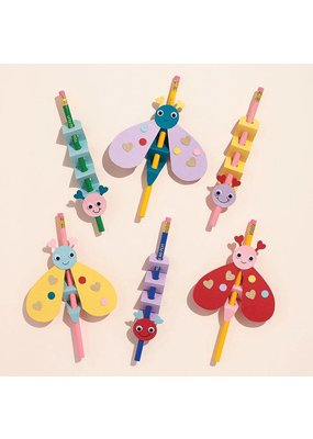 Paper Source Pencil Bug Valentine Card Kit