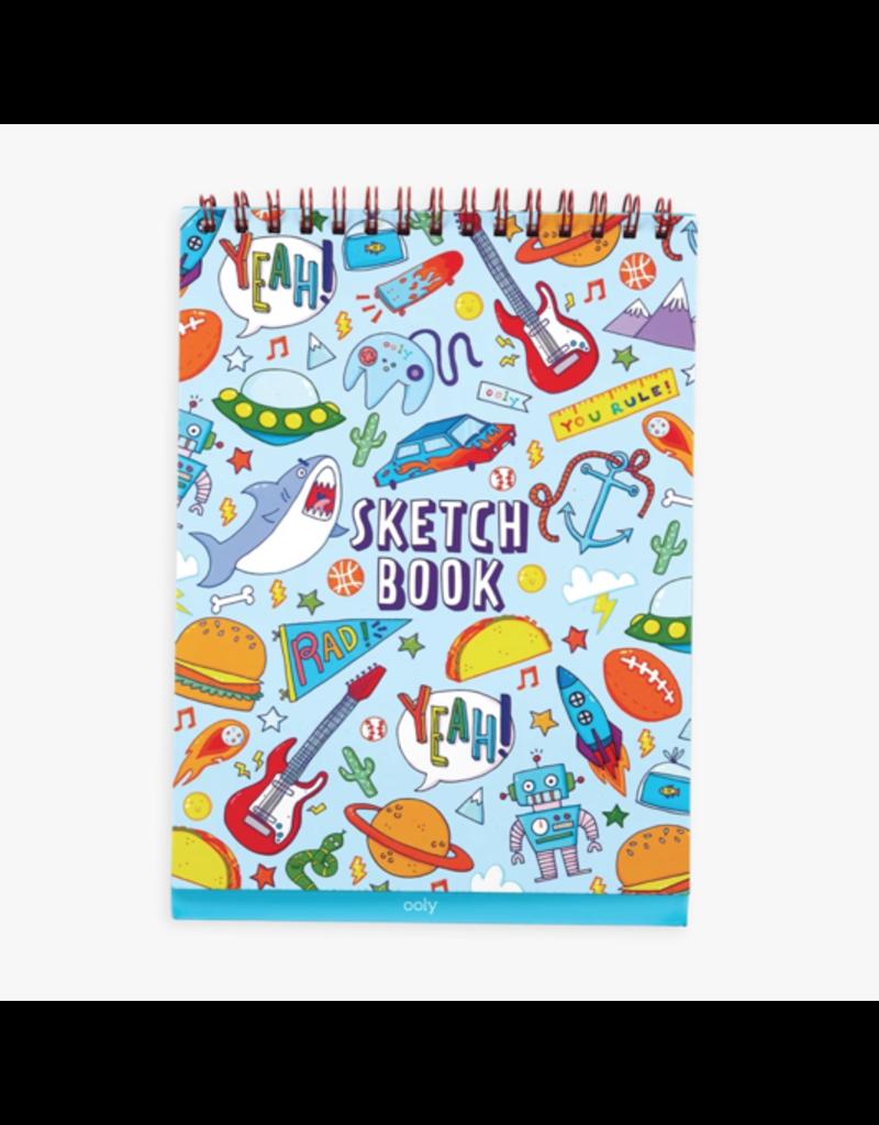 Ooly Standing Sketchbook