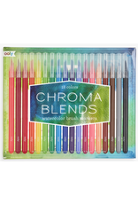 Ooly Chromablends Watercolor Brush markers