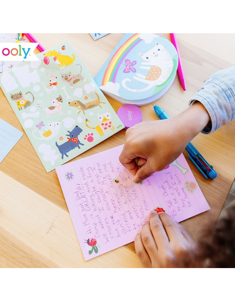 Ooly Paw Pals Stationery