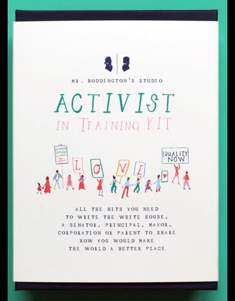 Mr. Boddington's Studio Activist in Training Stationery Kit