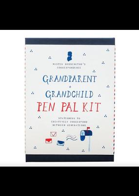 Mr. Boddington's Studio Grandparents Pen Pal Stationery Kit