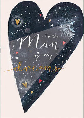 Louise Tiler Man of my Dreams