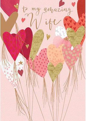 Louise Tiler Amazing Wife Valentine