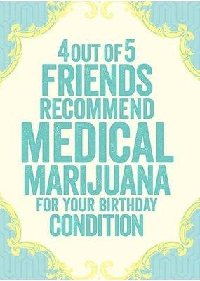 Naughty Betty Medical Marijuana