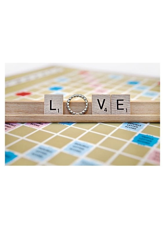 Palm Press Love Scrabble