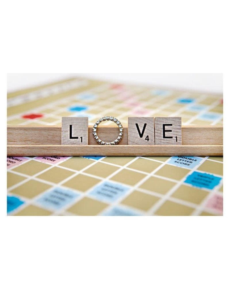 Palm Press Love Scrabble