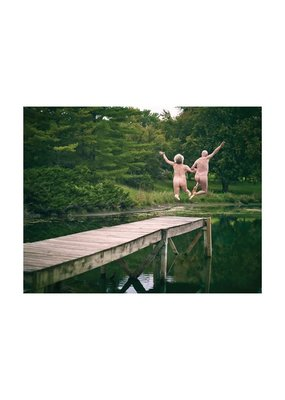 Palm Press Nude Leap