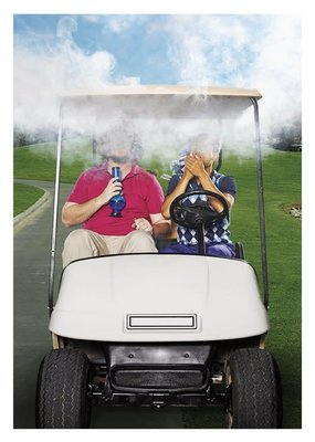 Palm Press Bong Golf