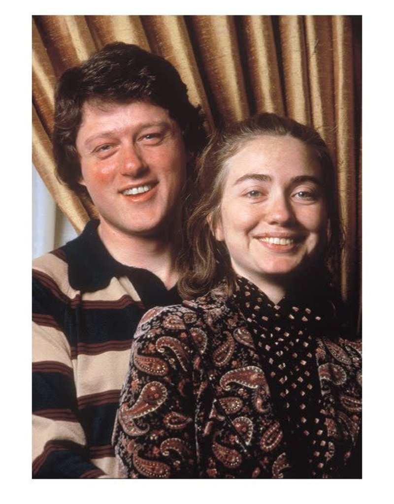 Palm Press Bill and Hillary